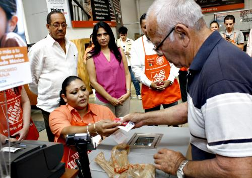 Inicia the home depot colecta en sonora el chiltep for Home depot sucursales