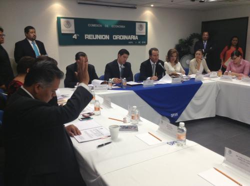Aprueba comision de economia garantizar justicia a for Registro de bienes muebles de valencia