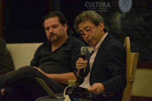 Presenta diego osorno en hermosillo biograf a de carlos for Viveros en osorno